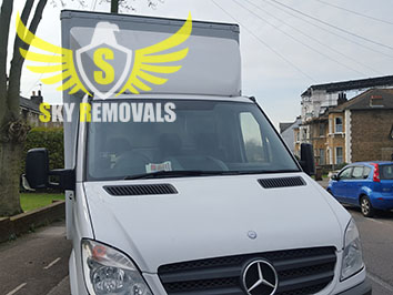 Van Removal Services